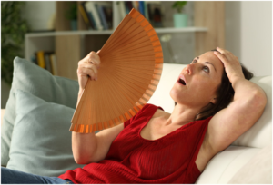 Hot Flash Symptoms
