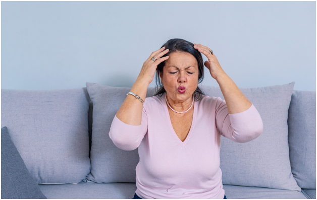Reasons for hot flashes