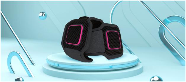 cooling bracelet for hot flashes