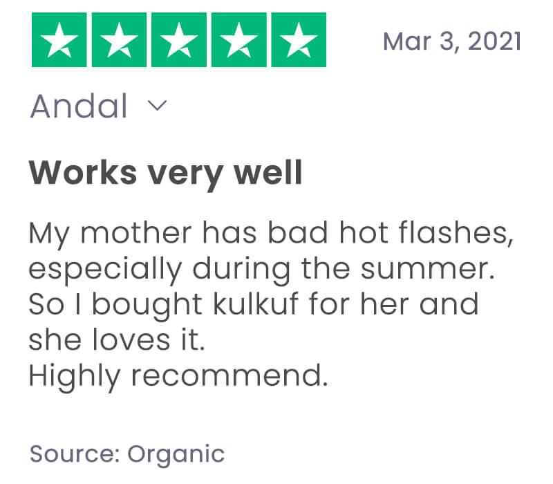 KÜLKUF Wristband Review