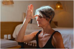 How to Reduce Hot Flashes - Yoga Meditation and Alternatives